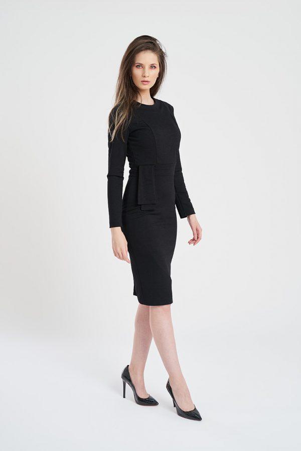 Rochie elegantă simplă